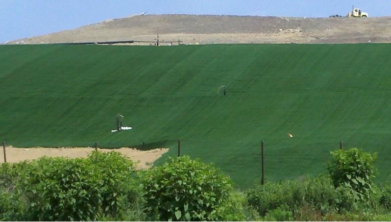 Erosion Control Mat Silt Fence Geotextile Laiwu Starring